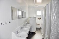 Туалетный модуль тандем внутри
