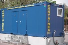 Туалетный модуль